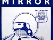 May 1964 Driving Mirror cover